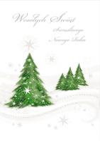 Kartka świąteczna dobroczynna GD-71