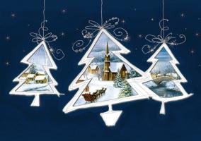 Tania kartka świąteczna PGD-28