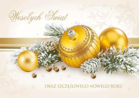 Kartka na Boże Narodzenie GD-81