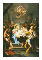 Kartka świąteczna religijna GD-67