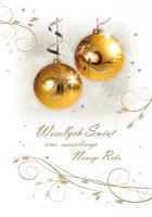 Kartka świąteczna  promocja PGD-26