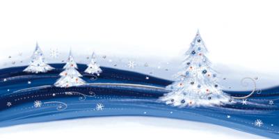 Firmowy karnet świąteczny LZ 37