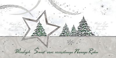 Kartki świąteczne PLZ 28