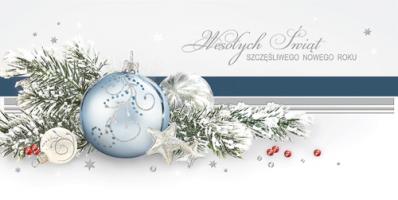 Kartka świąteczna bez życzeń LZ 78