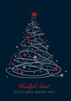 Firmowe kartki świąteczne K 159
