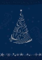 Firmowa kartka świąteczna K 137