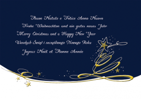 Firmowa kartka świąteczna PK 121