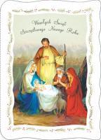 Kartki na Boże Narodzenie BR 12