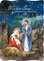 Kartka na Boże Narodzenie BR 20