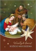 kartki na Boże Narodzenie BR 23