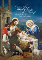 Kartka na święta Bożego Narodzenia BR 28