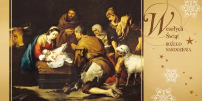 Kartka świąteczna LR 811