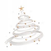 Kartka świąteczna z logo S-47